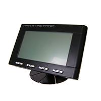 Монитор для водителя в пассажирском транспорте