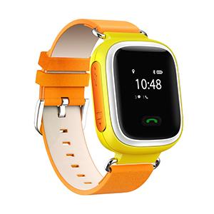 Smart Baby Watch Q60 (GW 900S) часы в желтом корпусе