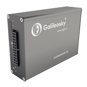 Galileosky с объявлением остановок