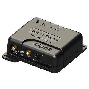 Omnicomm Light GPS трекер с резервным питанием