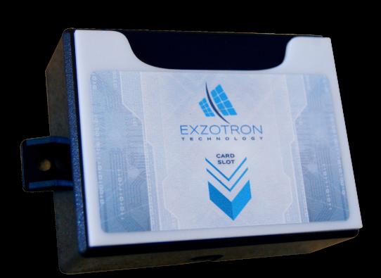 Считыватель RFID Exzotron