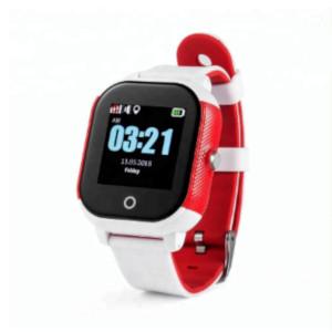 GPS-часы Wonlex GW 700S бело-красные