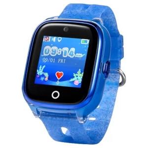 GPS-часы Wonlex Kids Time KT-01 синие